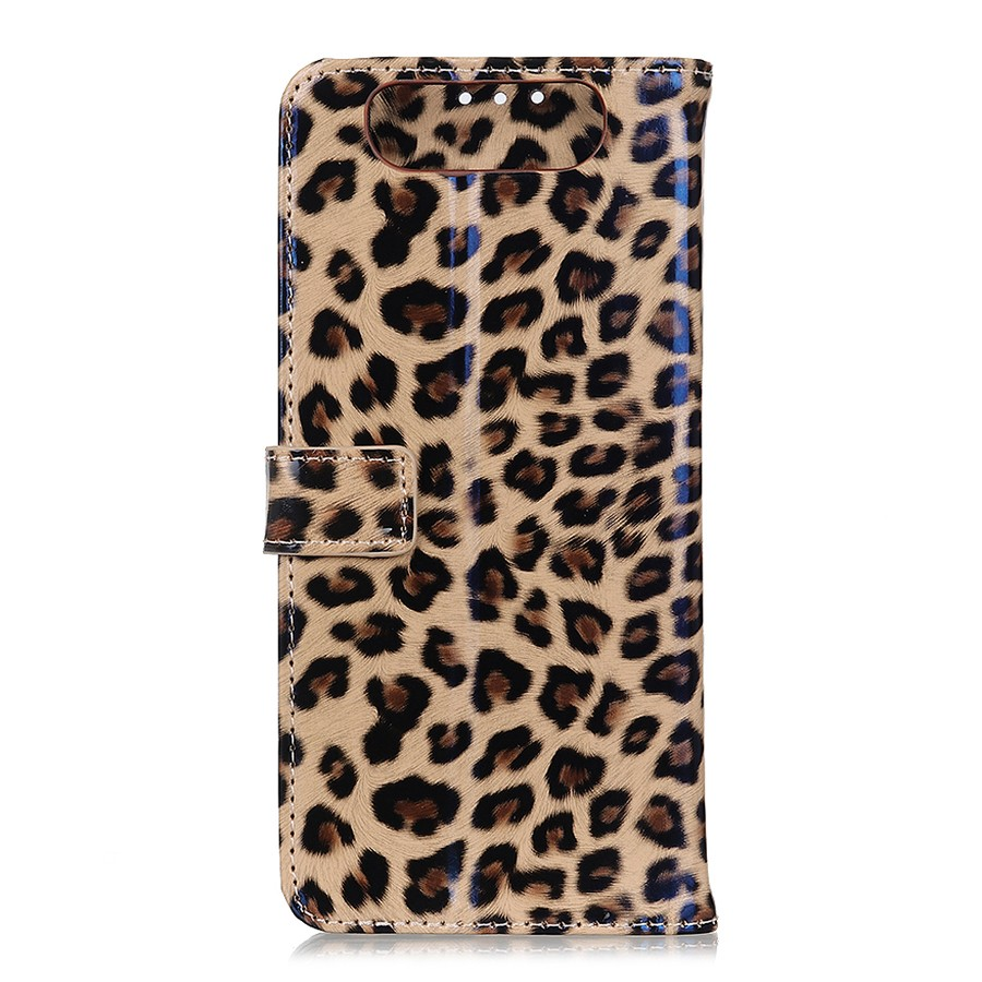 Fashion Leopard Leather Cover Case for <font><b>Samsung</b></font> Galaxy <font><b>A10</b></font> A20 A30 A40 A50 A60 A70 A80 A90 Handmade for Girls Women Fundas <font><b>Coque</b></font> image