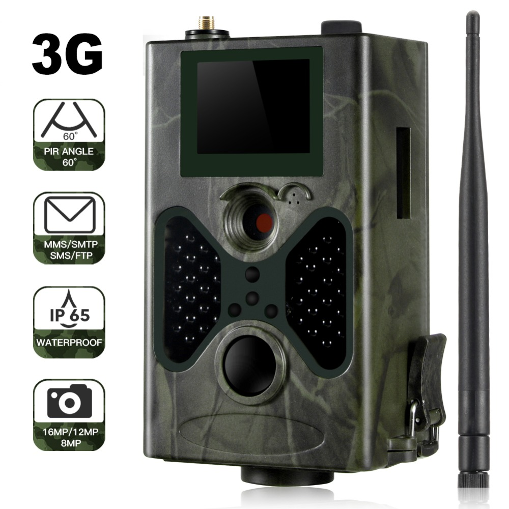 3G MMS Email SMS Trail Hunting Camera 16MP 1080P  Night Vision Wild Cameras Scouting IR Wildlife Hunter Surveillance 3G MMS Email SMS Trail Hunting Camera 16MP 1080P  Night Vision Wild Cameras Scouting IR Wildlife Hunter Surveillance