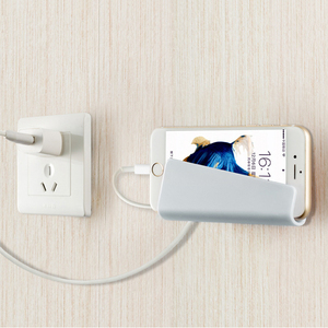 Mobile Phone Holder Wall Charg