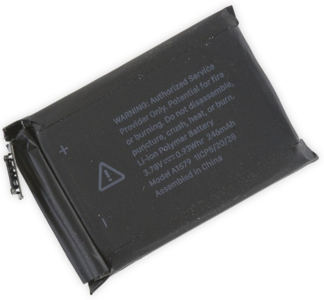 For Apple Watch Battery For Apple watch Series 1 42 mm Battery For Apple Watch Series