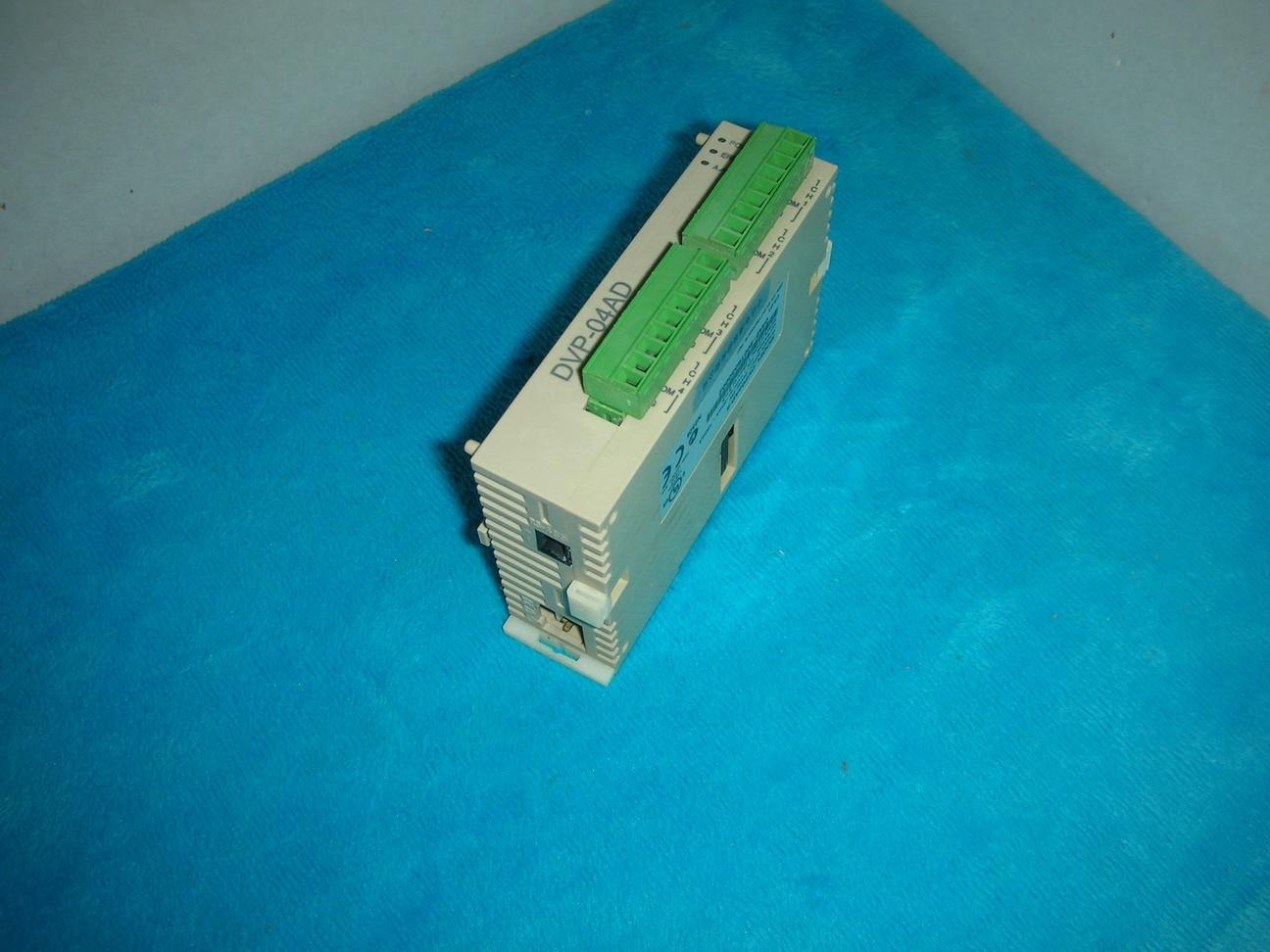 Delta PLC analog module DVP-04AD DVP04AD-S plc srt2 od04