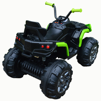 Sandy Beach Children Electric Vehicle Four Wheel Will Code Cross Country Baby Can Sit People Child