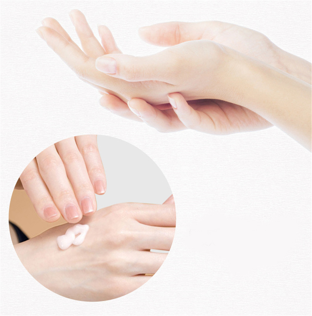 10PCS/lot Whitening Moisturizing Hand Cream Mini Cute Hand Lotion Plant Nourishing Anti-Aging Hand Feet Care Cream for Men Womem