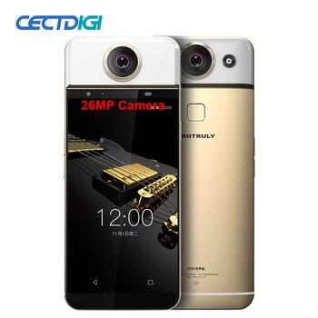 5.5 inch AMOLED 360 Degree VR 26MP Mobile Phone 4G
