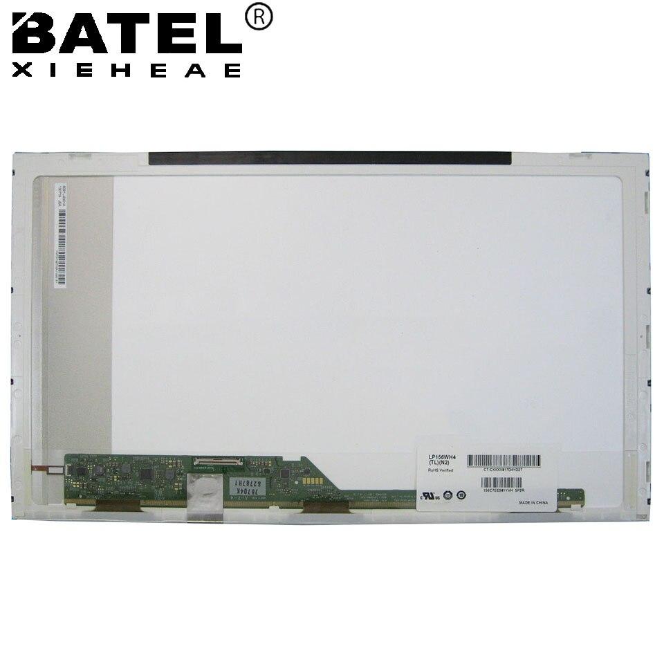 цена на LP156WH4 TL Q2 Glossy Laptop LCD Screen LP156WH4 TLQ2 (TL)(Q2) 15.6 HD 1366X768 Replacement