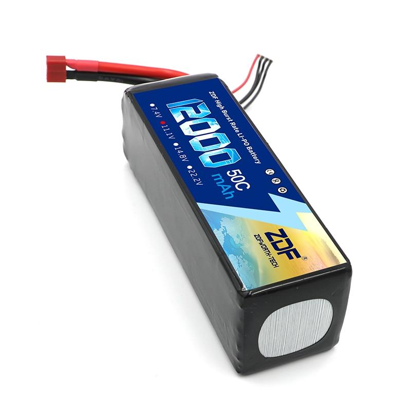 14.8V 18.5V 22.2V 12000mah Li-po Bateria 50C