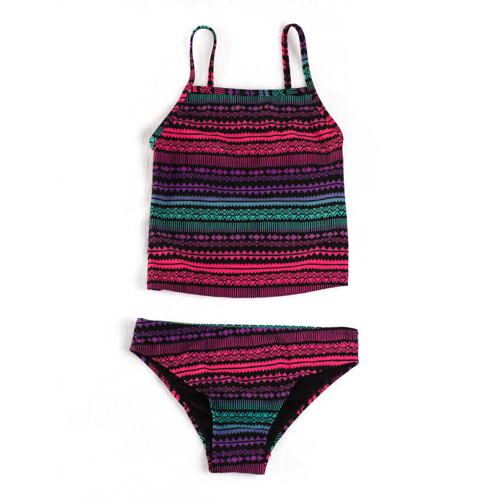 75202249c2d ... New 2018 Girls Swimsuits Children Swimming Suits Two-Pieces Beach Wear Girls  Swimwear Cute Swimsuits ...