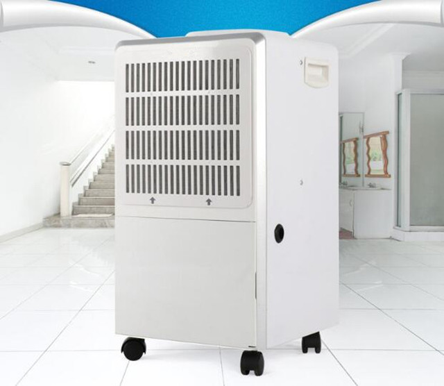 US $720 0  Household Drying Machine, Dehumidifier for  Villa/Basement/Warehouse 60L/Day-in HVAC Systems & Parts from Home  Improvement on Aliexpress com