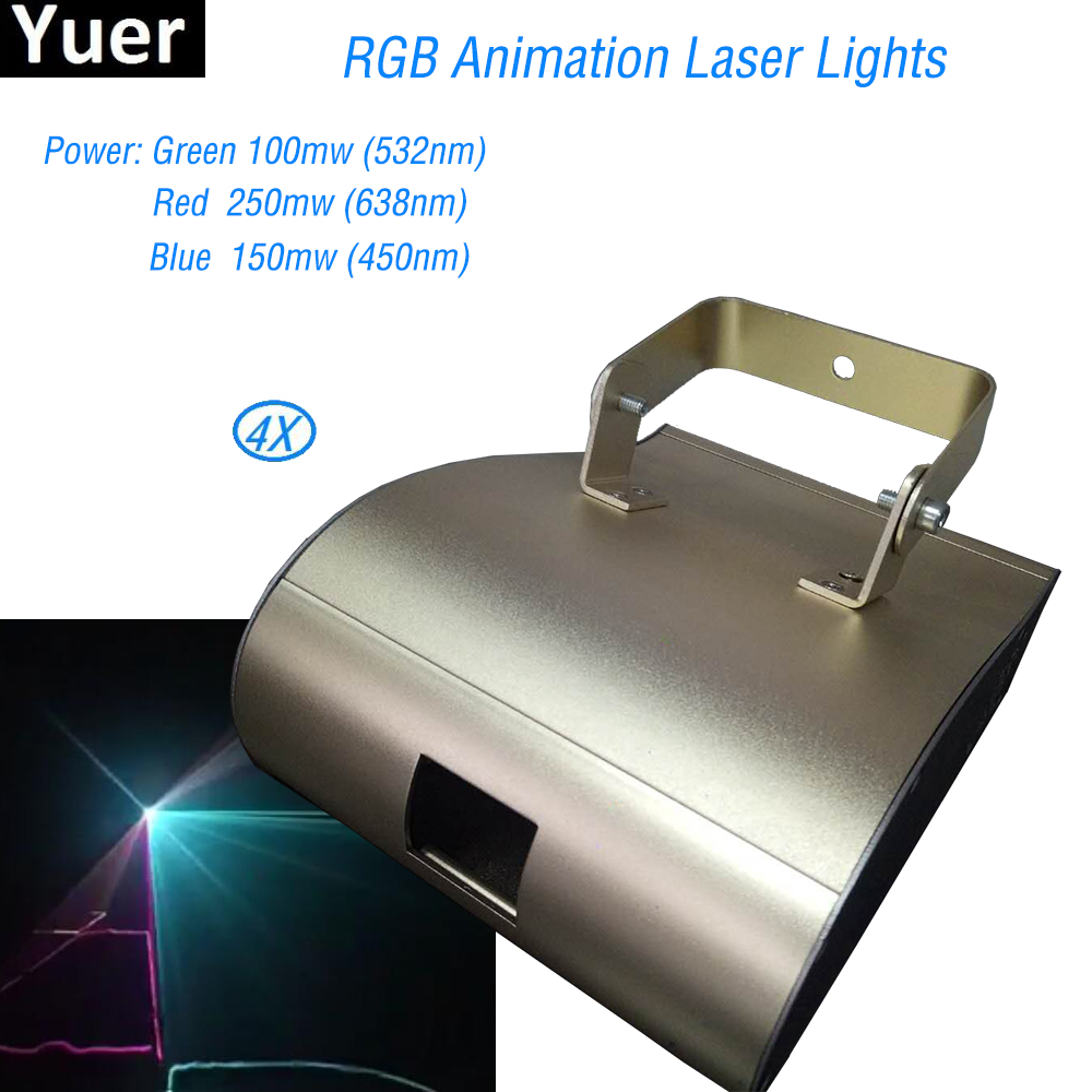 4Pcs/Lot RGB Animation Laser Light LED Laser Projector Christmas Decorations Laser Disco Light Laser Light Dj Voice-activated DJ4Pcs/Lot RGB Animation Laser Light LED Laser Projector Christmas Decorations Laser Disco Light Laser Light Dj Voice-activated DJ