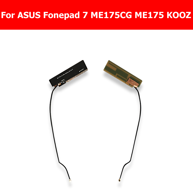 100% Genuine Antenna signal flex cable For ASUS Fonepad 7 ME175CG ME175 KOOZ tablet Signal flex cable with connect board