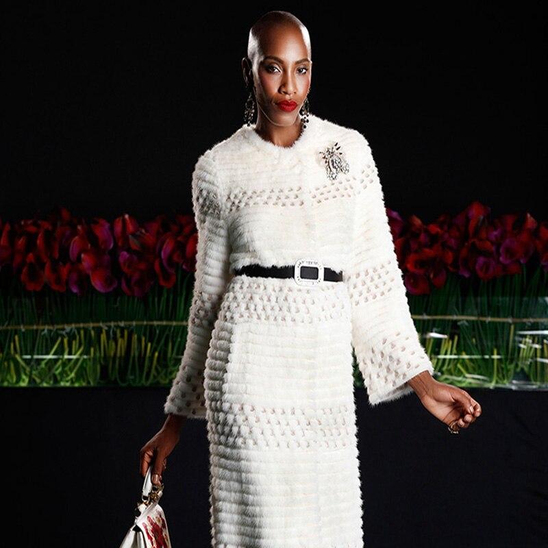 Stop118 Fur Femme elegant