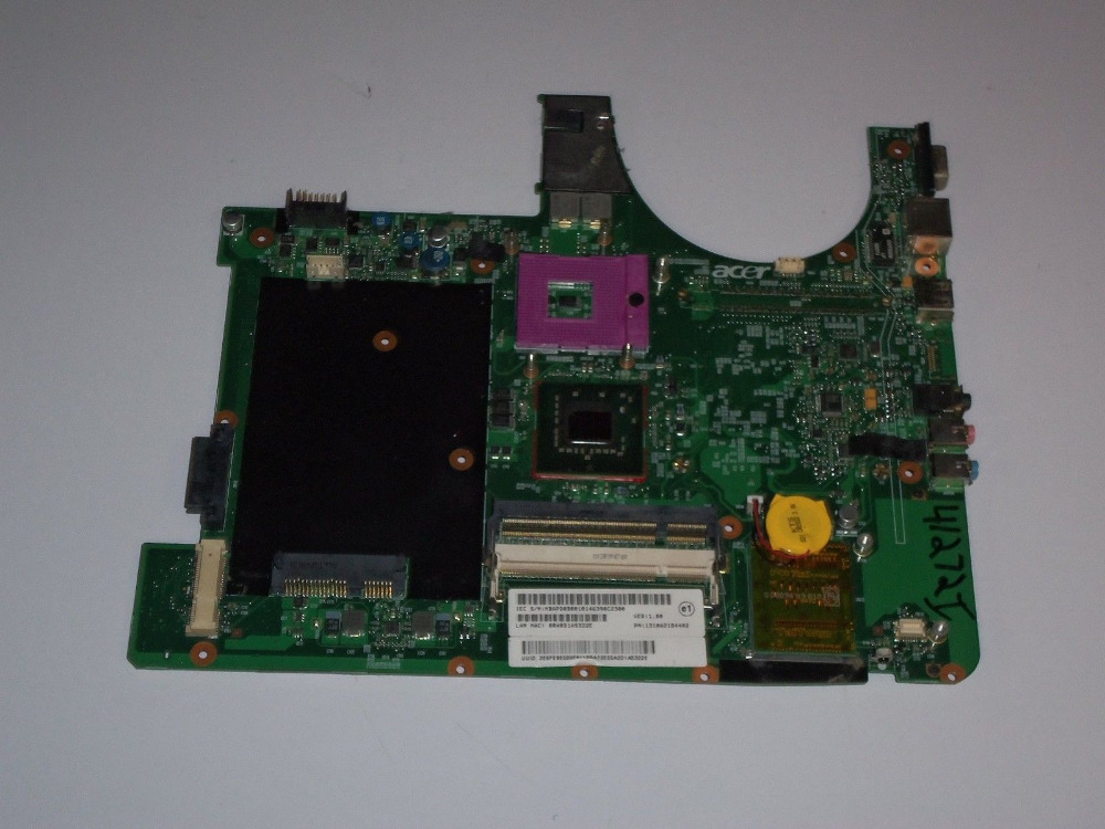 все цены на  Free Shipping For Acer Aspire 6920 6920G Laptop Motherboard 6050A2184401 Main board ( Without video card Slot )  онлайн