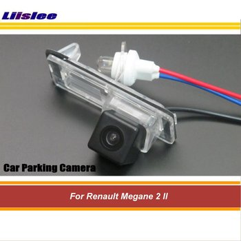 Car Parking Reverse Rearview Camera For Renault Megane 2 II Auto Rear View Reversing Camera HD SONY CCD III CAM NTSC PAL