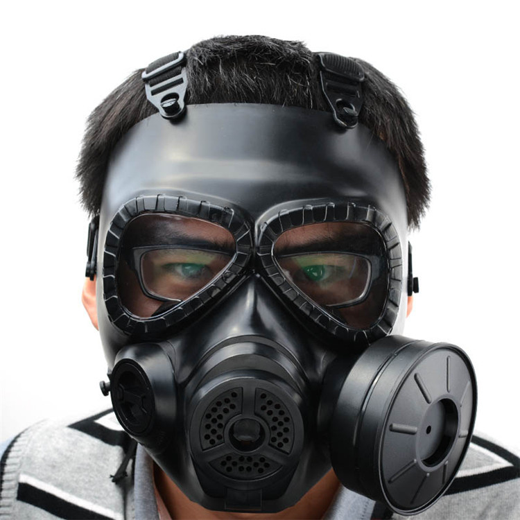 Protective Airsoft Paintball War Game Paintball Gas Mask