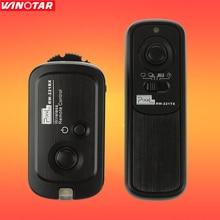 Pixel RW-221 Беспроводной дистанционного спуска затвора для Panasonic FZ100 FZ150 FZ50 FZ30 FZ20 LC1 GF1 GH2 G10 G3 G2 G1/ l eica DIGILUX2, DIGILUX3