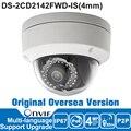 Hik IP Camera 4MP DS-2CD2142FWD-IS 4mm P2P IP Camera Poe Security Camera Outdoor CCTV Camera English Version