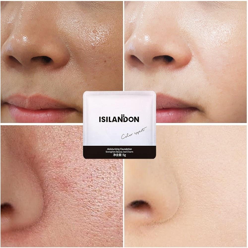 ISILANDON Whitening Toning Cream Moisturizing Face Serum Anti Aging Wrinkle Fine Lines Remover Acne Treatment Skin Care
