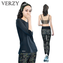 Women 3pcs Yoga Sets for Running Gym Tights Suits Sportwear For Women Gym Sexy Sports Bras Elastic Fitness Yoga Pants for Women