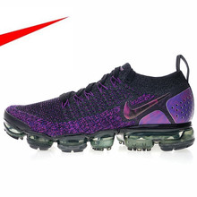 2145634bf7e Original Nike Air VaporMax Flyknit 2.0 W Men s Running Shoes Shock  Absorbing Breathable Wear-resistant