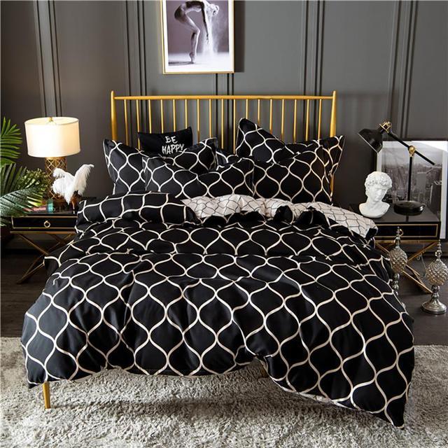 King Duvet Cover Set Comforter Bedding Sets Queen Queen Bed Quilt Covers XS01#