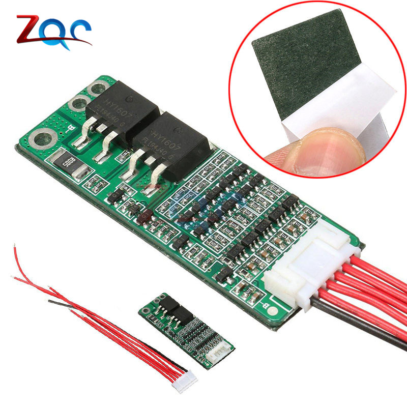 5S 15A Li-ion Lithium Battery BMS 18650 Charger Protection Board 18V 21V Cell Protection Circuit 12v 100a 4s bms li ion li polymer lithium polymer limno balance charging board battery protection circuit board 14 4 14 8 16 8v