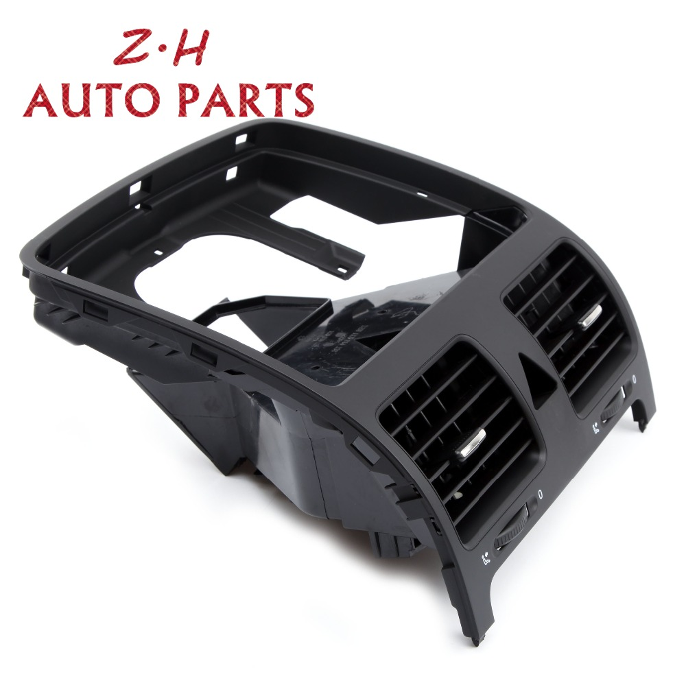 NEW Black Front Dash Central Air Outlet Vent 1K0 819 728 F For VW Volkswagen Jetta Golf GTI Rabbit MK5 1K0 819 728 F 1QB  NEW Black Front Dash Central Air Outlet Vent 1K0 819 728 F For VW Volkswagen Jetta Golf GTI Rabbit MK5 1K0 819 728 F 1QB