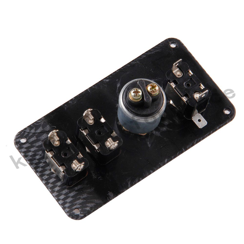 Kylin Store New B76 Racing Car 12v Ignition Switch Panel Engine Converting Fro Key To Toggle And Push Button Start Led Bs004 In Switches Relays From Automobiles Motorcycles