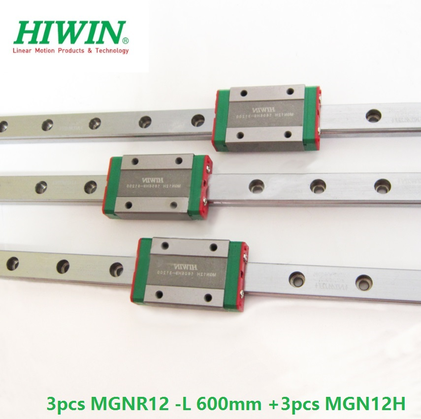 HIWIN HGW25CCZAC Bearing block pillow 25mm for linear guide rail New