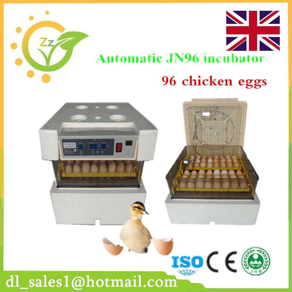 New Design Mini Egg Incubator 96 Eggs Homemade Incubator Used Chicken Duck Brooder Egg Incubator For Sale вентилятор радиатора run quickly w211 e200 e230 e240 e280 e300 e320