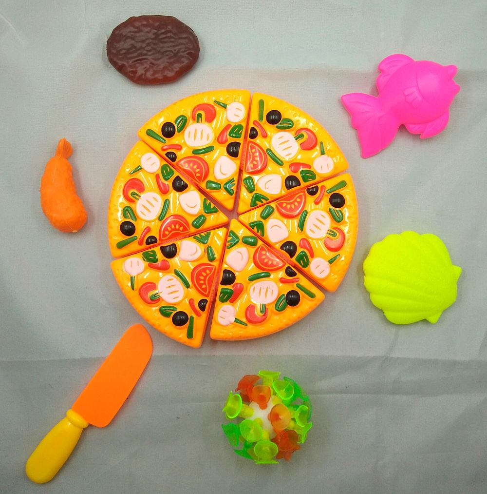 food toy family of toys big pizza fish marine life kindergarten teacher teaching