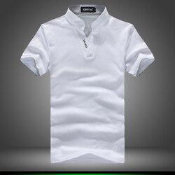 New polo shirt men 2017 fashion brand clothing short sleeve solid cotton shirt male slim fit.jpg 250x250
