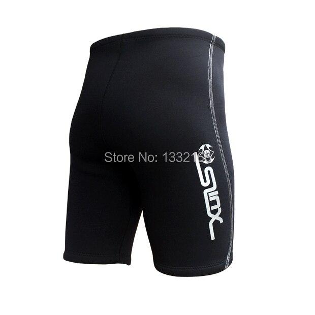 Free shipping Slinx 3mm neoprene submersible shorts thermal snorkeling surfing pants font b swimming b font