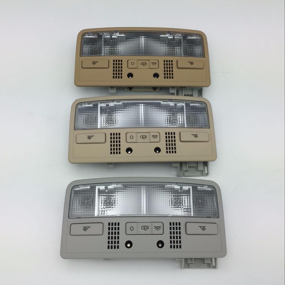 Prix pour Pour VW Passat B5 Skoda Octavia Combi Intérieur Plafonnier Lampe de Lecture gris ou Beige ou Brun Couleur 3BD 947 105 2EN H67 7R3