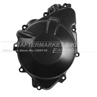 Motorcycle LEFT Crankcase For HONDA CBR929 2000 2001 Engine Stator Crank Case Generator Cover