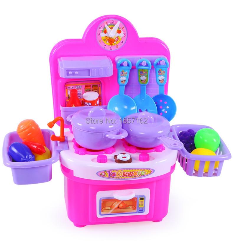 Aliexpress Buy Fashion Baby Kitchen Play Set Cooking