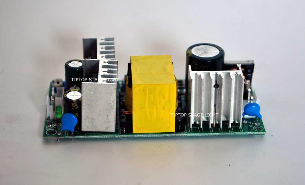 YC-90W-12 100 W מיני 10 W Led הזזת ראש אור פיזור חום אלומיניום אספקת חשמל 12 V/24 V מיני גודל פלט תוצרת סין