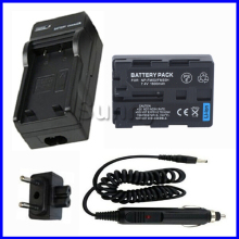 Battery and Charger for Sony Cyber-shot DSC-F707,DSC-F717,DSC-F828,DSC-R1,DSC-S30,DSC-S50,DSC-S70,DSC-S75,DSC-S85 Digital Camera