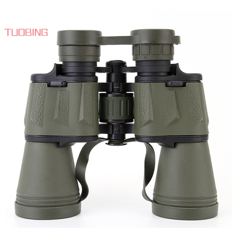 20*50 high magnification long range zoom hunting telescope wide angle professional binoculars high definition 2