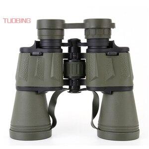 Image 2 - 20*50 hohe vergrößerung long range zoom jagd teleskop weitwinkel professionelle fernglas high definition