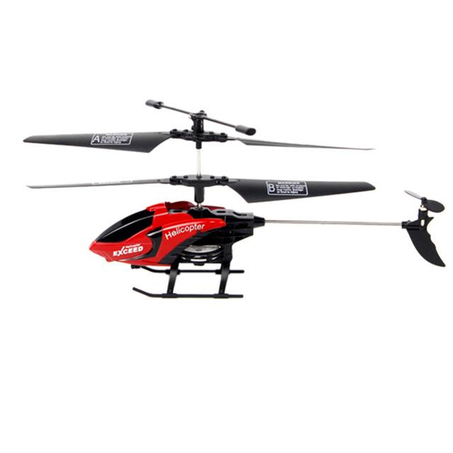 Mini Quadcopter Modo FQ777-610 3.5CH 2.4 GHz RC Helicóptero de Controle Remoto Helicóptero 2 RTF