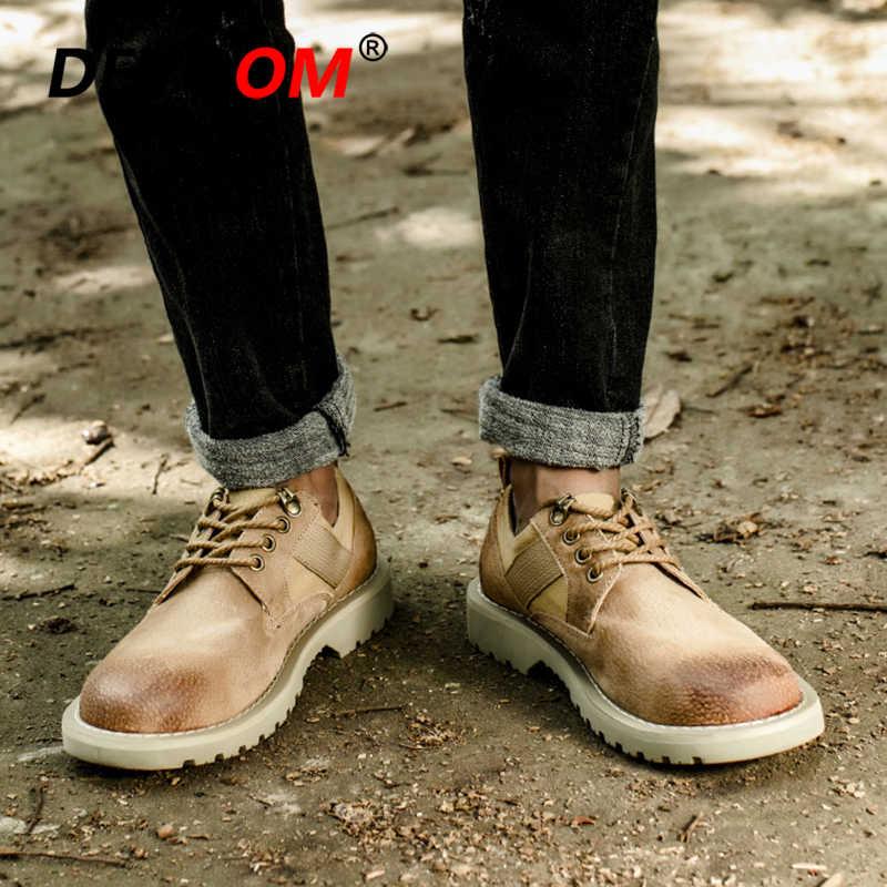 Лидер продаж; Ботинки Челси; зимние ботинки; мужские кожаные ботинки из натуральной кожи; Роскошные брендовые трендовые Мужские модельные ботинки без застежки; модель 2019 года; обувь; большие размеры 47