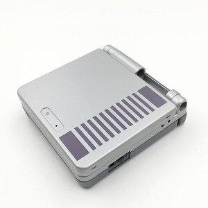 Image 4 - 10 مجموعات ل GBA SP لعبة وحدة التحكم حافظة كرتون طبعة محدودة كامل الإسكان شل استبدال ل نينتندو Gameboy مقدما SP