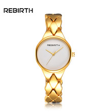 2017 Luxury Brand Quartz-watch Fashion Ladies Watches Women Stainless Steel Wristwatch Female Business Relogio Feminino