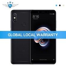 Xiaomi Redmi Not 5 4 GB 64 GB Küresel Sürüm Smartphone 5.99 ''Snapdragon 636 4G LTE Çift Kamera 4000 mAh CE FCC MIUI 9 Android 8