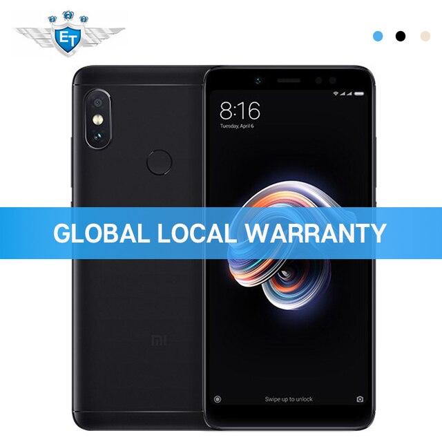 US $175 99  Xiaomi Redmi Note 5 4GB 64GB Global Version Smartphone 5 99''  Snapdragon 636 4G LTE Dual Camera 4000mAh CE FCC MIUI 9 Android 8-in Mobile