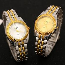 2019 New DQG Luxury Brand Gold and Silver Casual Quartz Watch Women Stainless Steel Watches Relogio Feminino Ladies Wrist Watch dom women watches luxury brand quartz wrist watch fashion casual gold stainless steel style waterproof relogio feminino g 1019