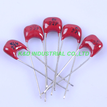 10pcs 5mm Silver Voltage MICA Capacitor 22pF 500V Radial 1000pcs 3kv 22pf 22j high voltage ceramic capacitors