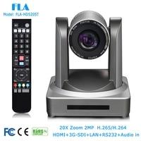 Hot 2MP 1080P HDSDI 3G SDI LAN 20X HD Onvif Video Conference Meeting Camera For Tele