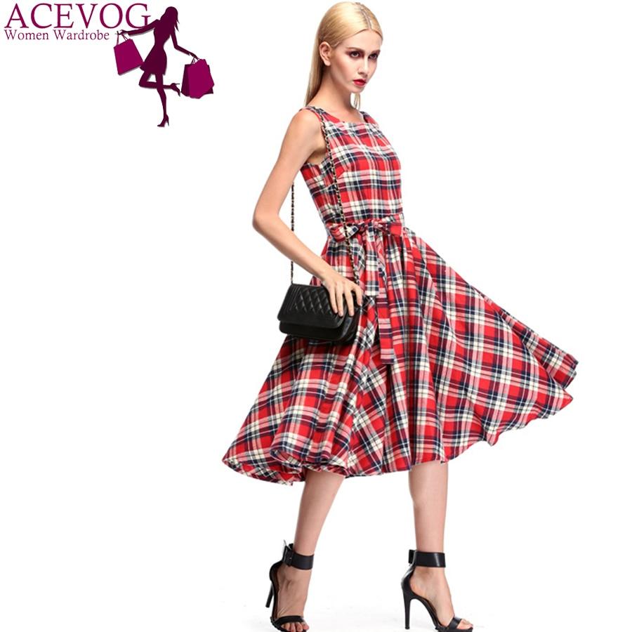 Sipaiya 2017 Summer Lace Blouse Womens Runway Designer Ruffled Dress Putih Renda A30554 Acevog Brand Plaid For Women Vintage Retro Sexy Sleeveless Grid Pattern Casual Elegant