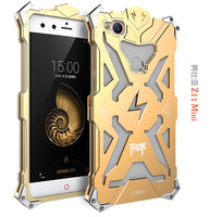 Original Simon Case For Nubia Z11 Mini THOR IRONMAN Shockproof Metal Frame Anti Knock Cover For